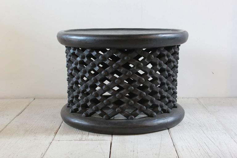 African Drum Table 2