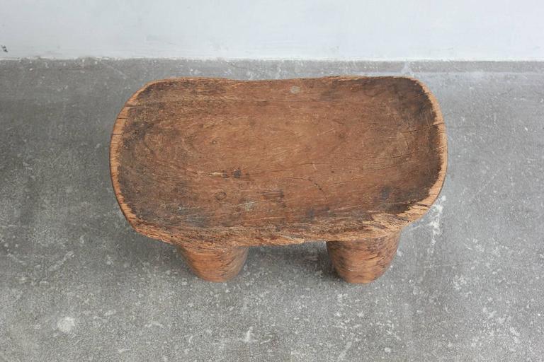 Aged Senufo Stool For Sale 2