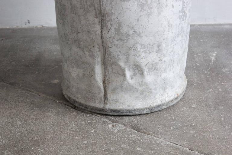 Tall Galvanized Bin For Sale 1