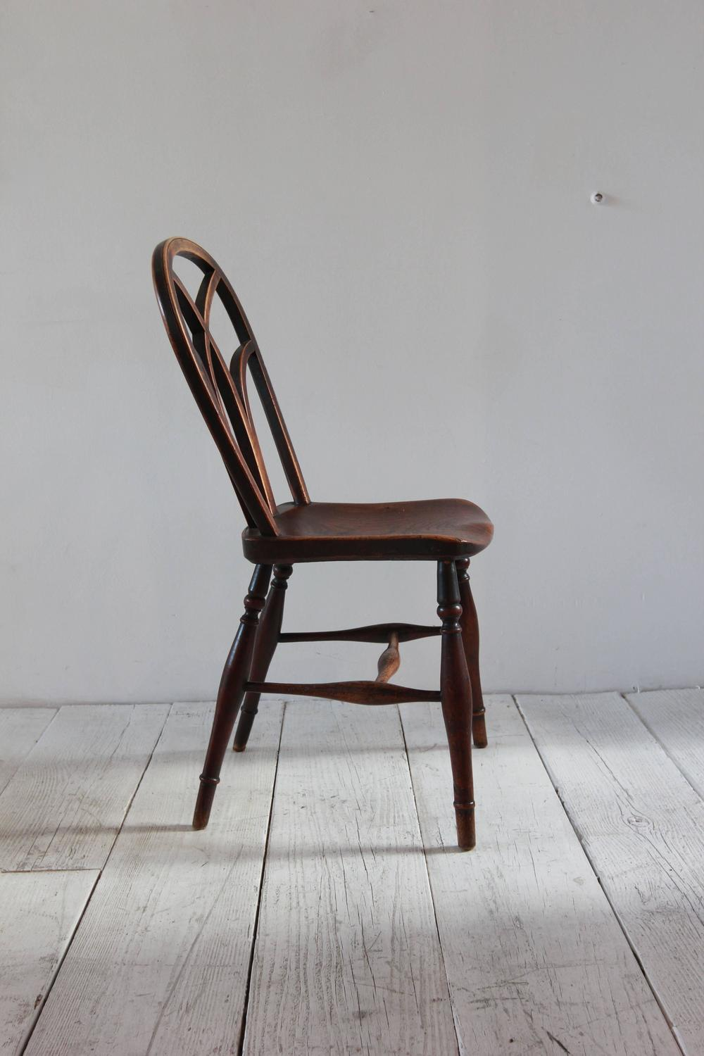 Set of ten farmhouse style dining chairs for sale at 1stdibs for Farmhouse style dining set