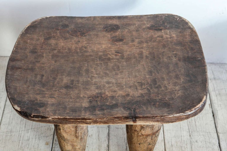 African Senufo Stools/Tables For Sale 1