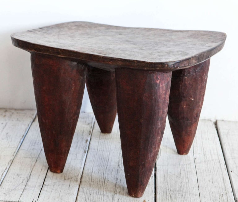 African Senufo Stools/Tables For Sale 2