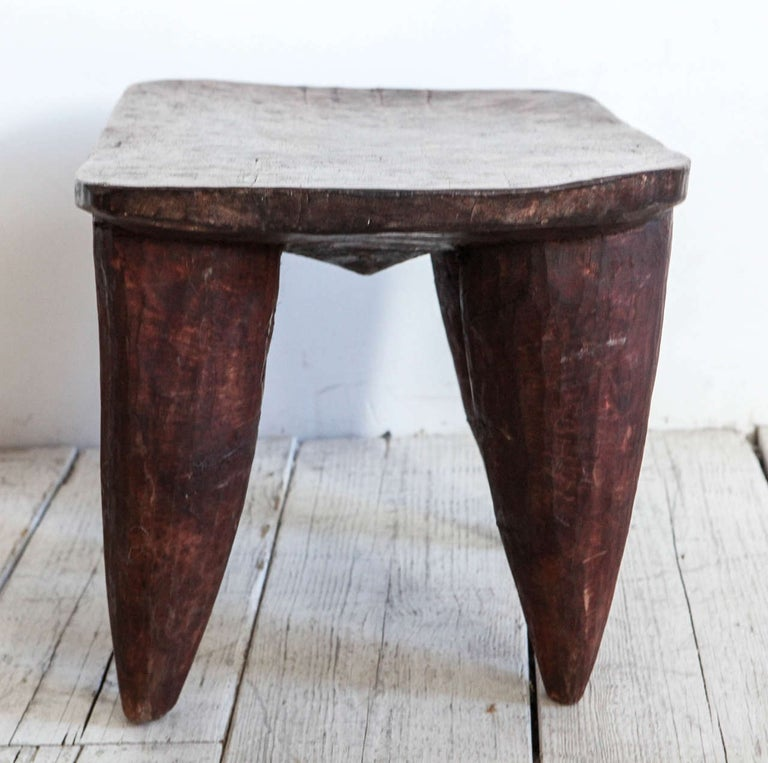 African Senufo Stools/Tables For Sale 3