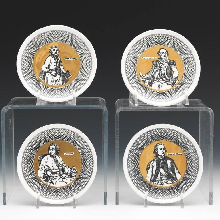Piero Fornasetti coaster set,
