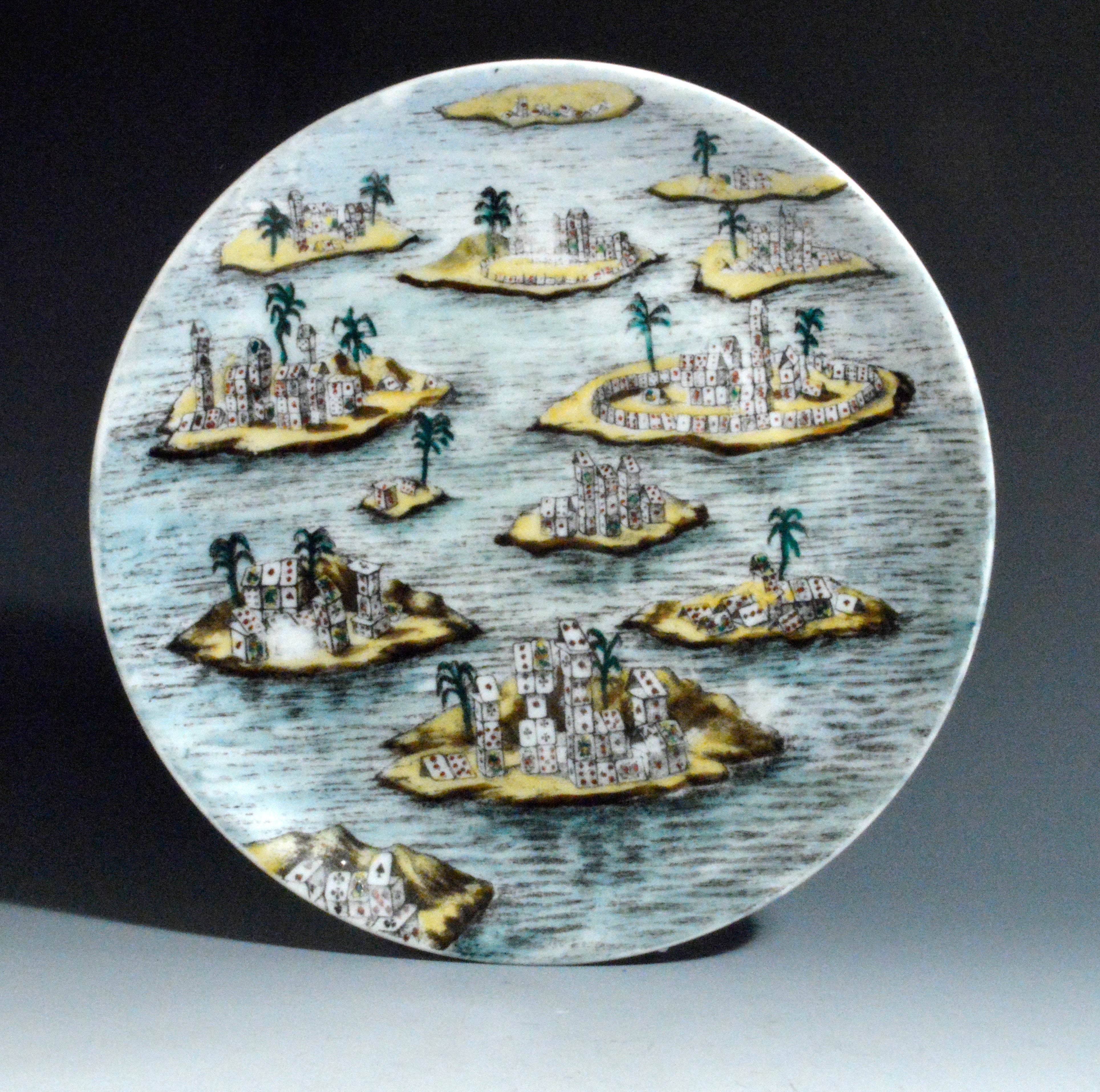 Fornasetti Plates For Sale