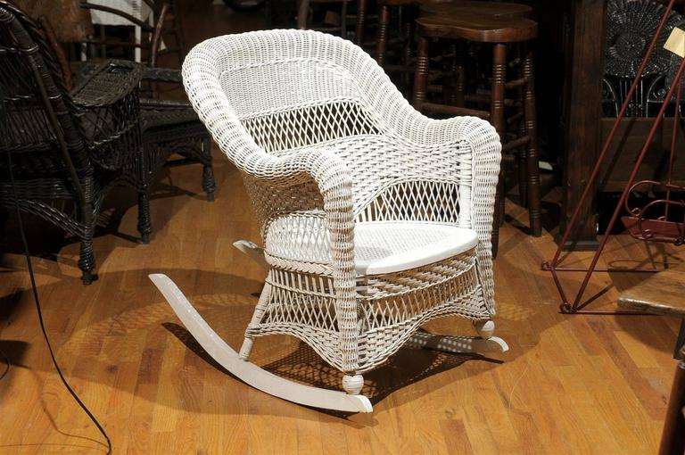 This Heywood Wakefield Rocker is no longer available.