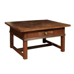 European Coffee Table, circa 1850-1890
