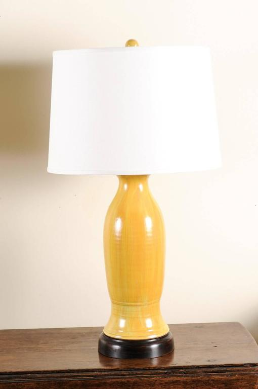 Pair Of Charlie West Lamps For Sale At 1stdibs