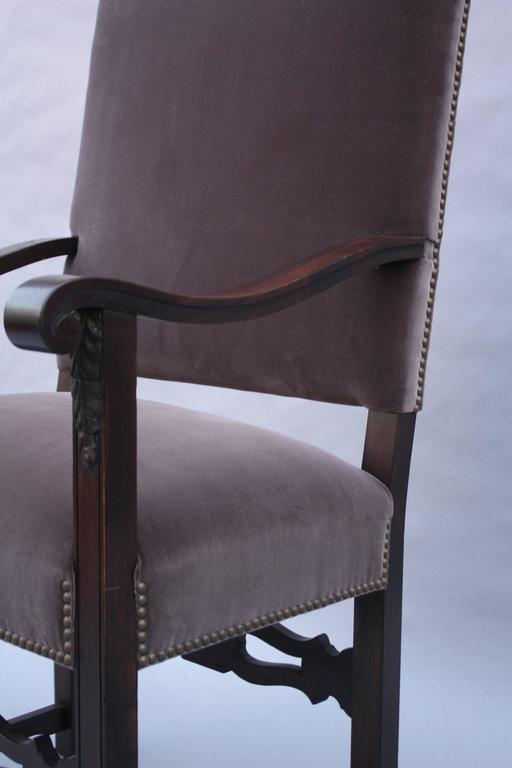 1920s Spanish Revival Armchair 10