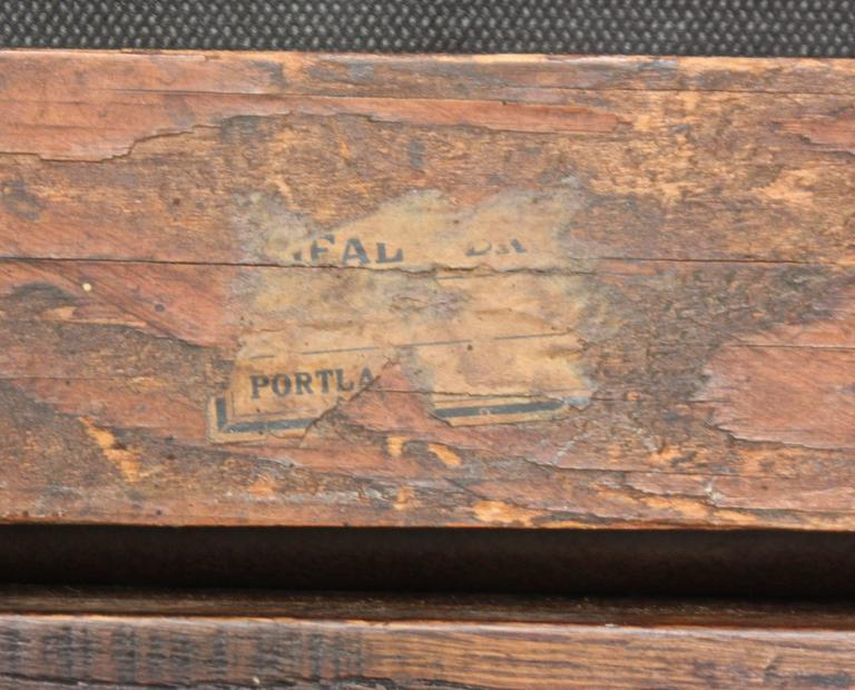 Arts and Crafts 1910 Arts & Crafts Foot Stool or Bench For Sale