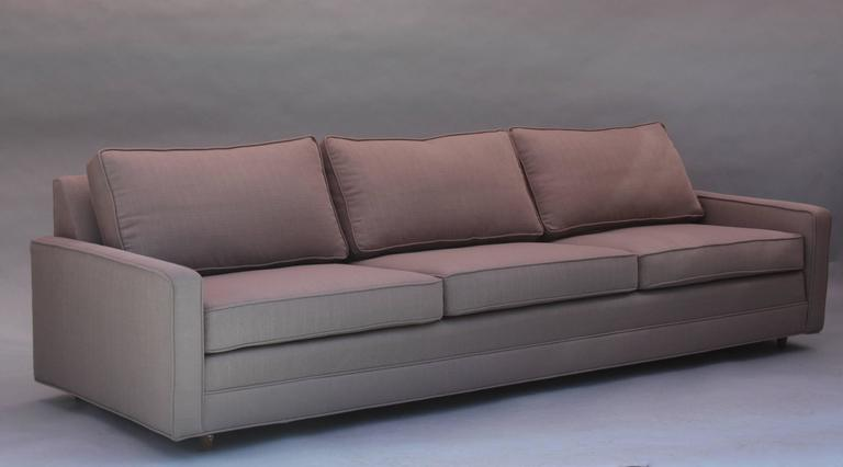 American Mid-Century Modern Sofa For Sale