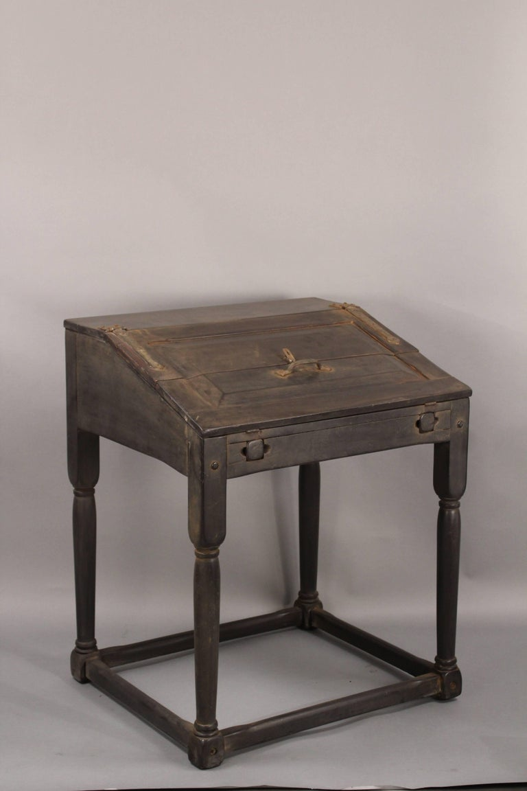Rancho Period Fold Down Desk For Sale At 1stdibs