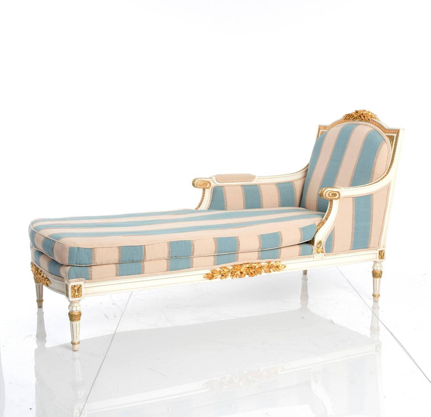 Gustavian chaise lounge for sale at 1stdibs for Chaise lounge band