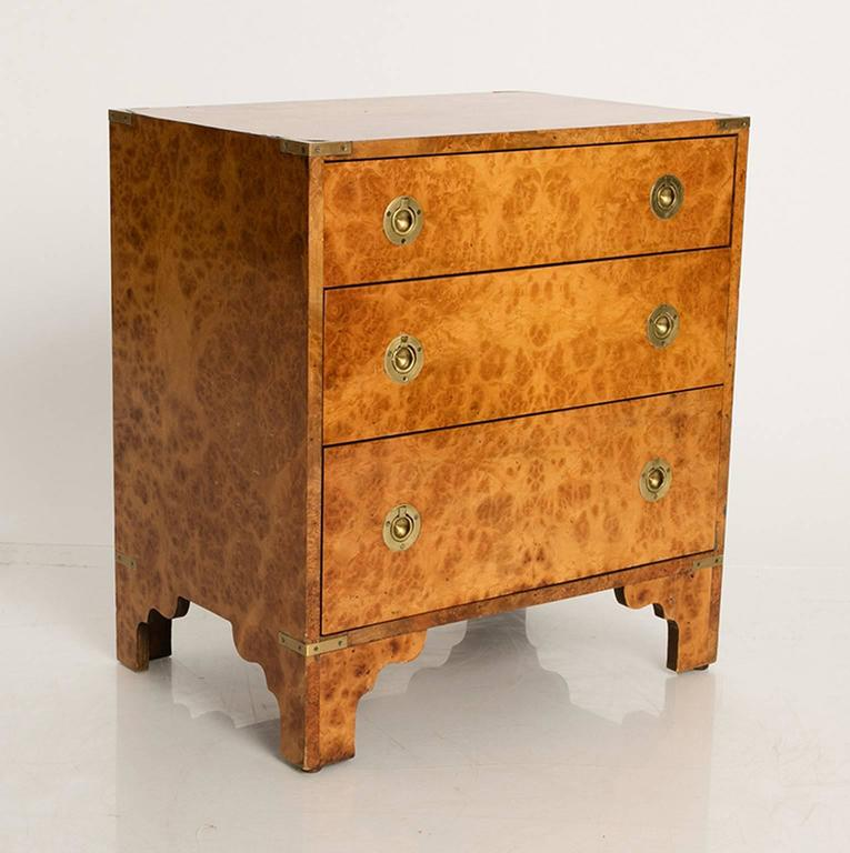 Burl Wood Chest Of Drawers For Sale At 1stdibs