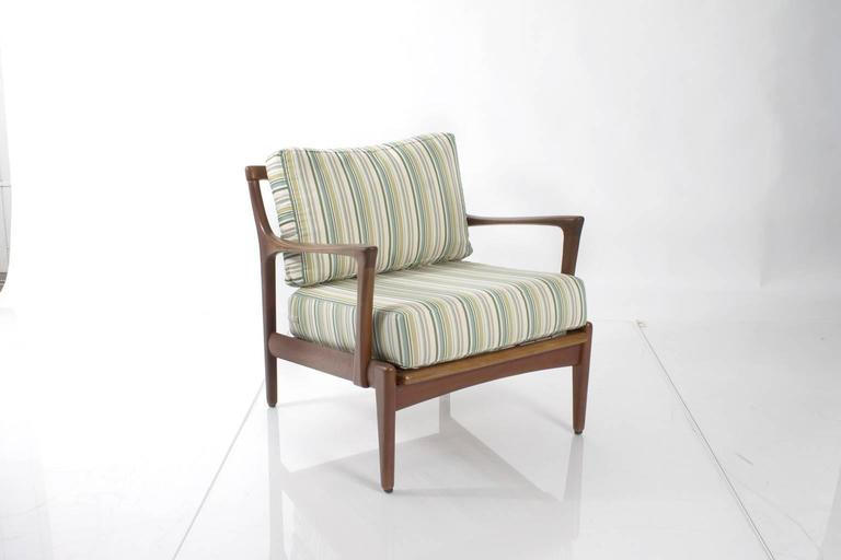 Danish Mid-Century Lounge Chairs For Sale