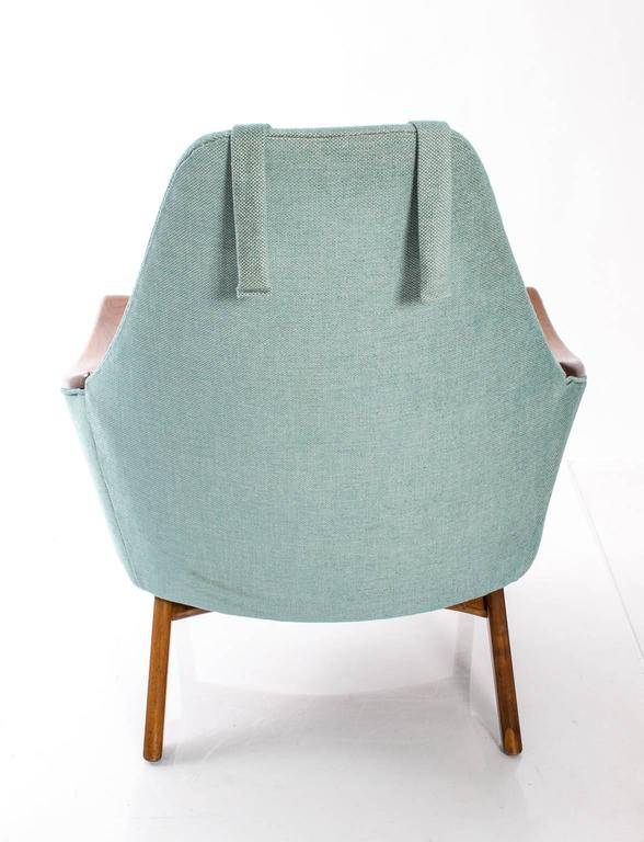 "Adrian Pearsall for Craft Association ""His and Hers"" Lounge Chairs For Sale 5"