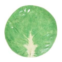 Dodie Thayer Lettuce Plate