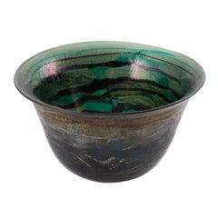 Studio Art Glass Bowl