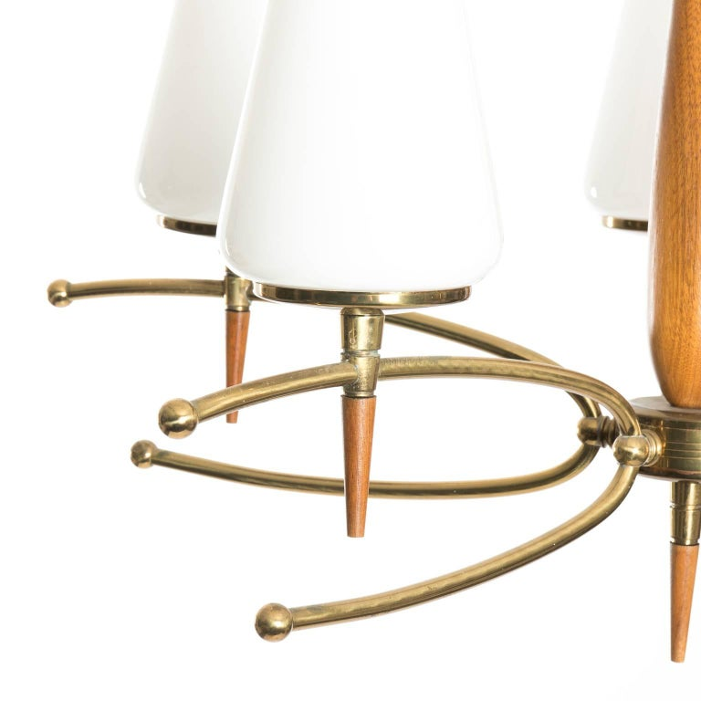 Danish modern light fixture for sale at 1stdibs for Danish modern light fixtures