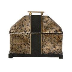 Pyramid Shaped Box by Maitland-Smith