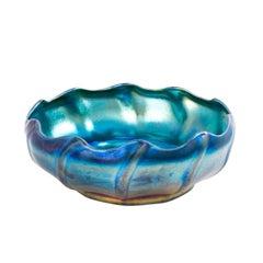 Tiffany & Co. Glass Bowl