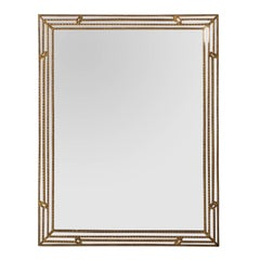 Neoclassical Style Gilded Mirror