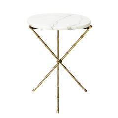 Small Vintage Cocktail Table
