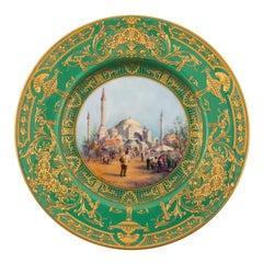 Twelve Royal Worcester Service Plates