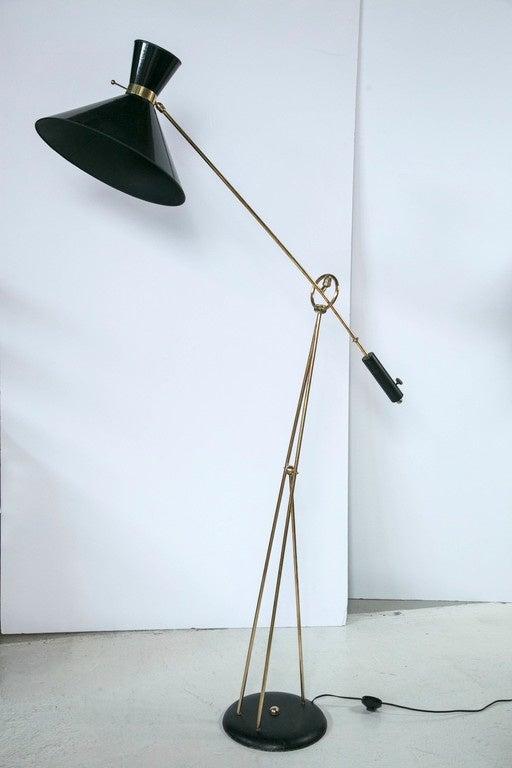 French Floor Lamp 2