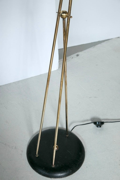 French Floor Lamp For Sale 2