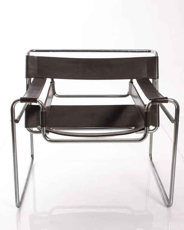 Marcel Breuer Wassily Chair 2