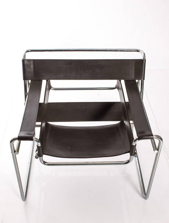 Marcel Breuer Wassily Chair 3