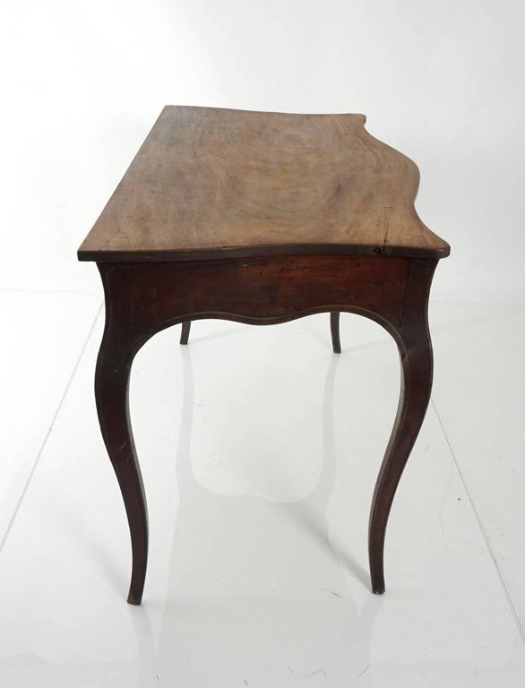 20th Century Continental Mahogany Table For Sale