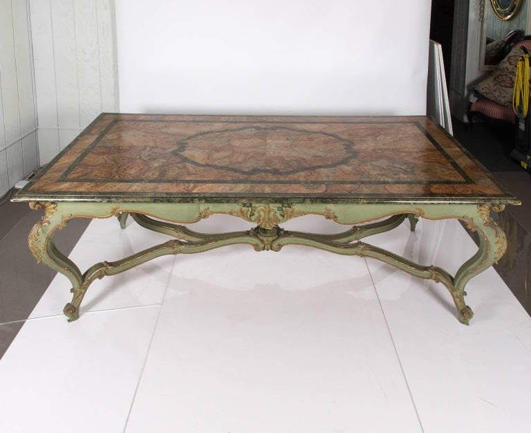 20th Century Italian Dining Table For Sale