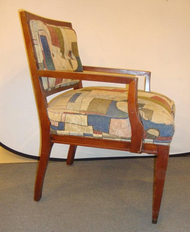 Set Of Eight Mid Century Modern Dining Chairs For Sale At 1stdibs