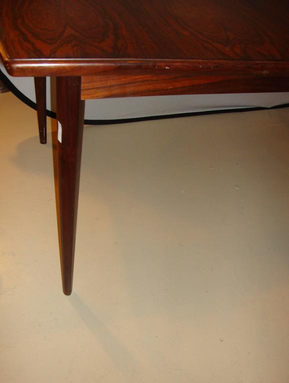 Mid Century Modern Stamped Dining Table in Rosewood For  : DSC09484l from www.1stdibs.com size 579 x 768 jpeg 23kB