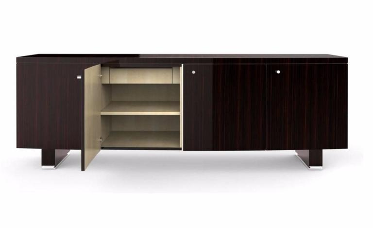 Monumental Credenza Sideboard By Dakota Jackson For Sale At 1stdibs