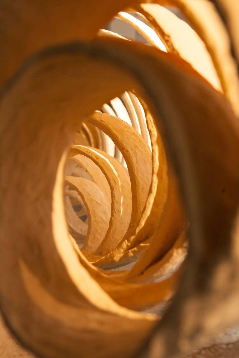 Joanna Poag Ceramic Lemniscate Sculpture, 2013 For Sale 2
