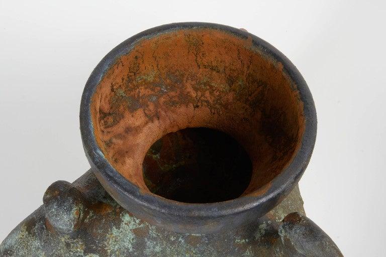 Richard Hirsch Ceramic Ceremonial Vessels, Tripod Vessels Collection, 1994 6