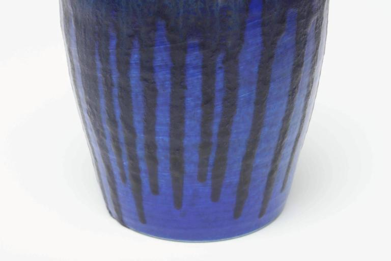 Ruskin Pottery Ceramic Vase Glazed Stoneware 1927 For Sale At 1stdibs