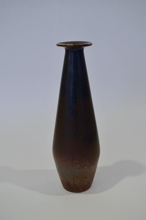 Gunnar Nylund Monumental Ceramic Vase for Rörstrand, circa 1950s 6