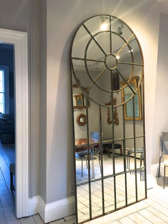 Cast iron crittall mirror english circa 1890 for sale at for Mirror mirror cast