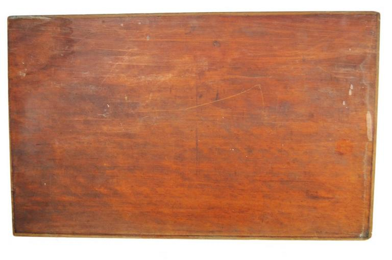 Antique Chinese Hand-Carved Rosewood Lacquered Wooden Wall Plaque For Sale 2