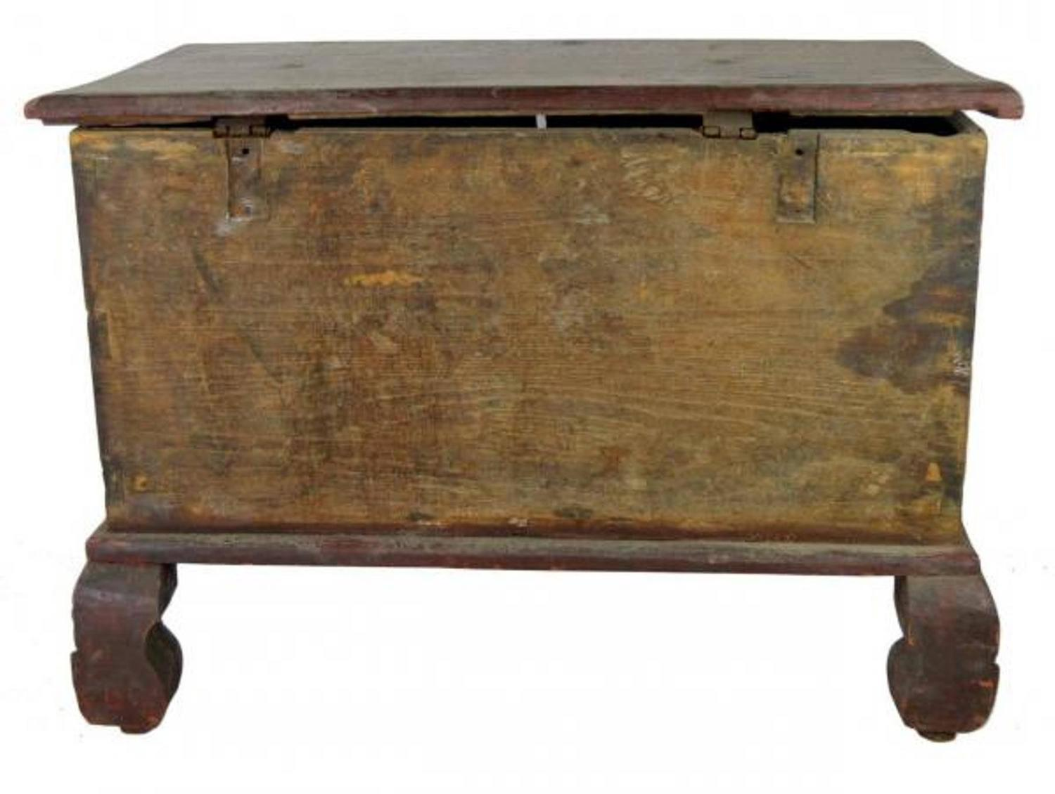 Indonesian Madura Treasure Chest For Sale At 1stdibs