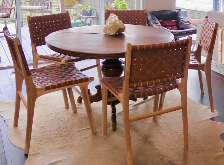 sure dining room chairs natural finish love