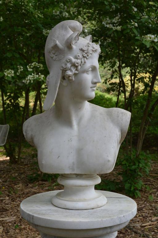 Marble Bust of Perseus 2