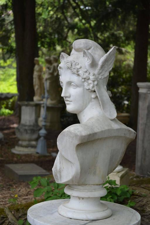 Marble Bust of Perseus 7