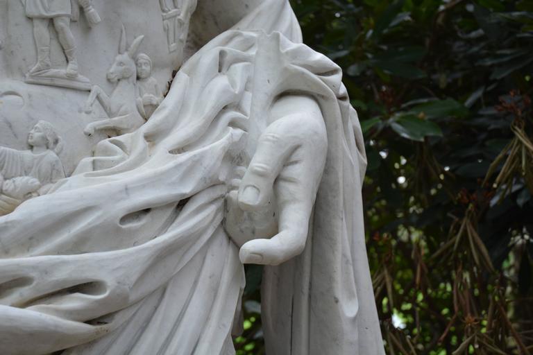 Statue of Augustus of Prima Porta 3