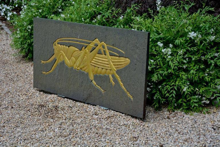 Grasshopper Plaque 2