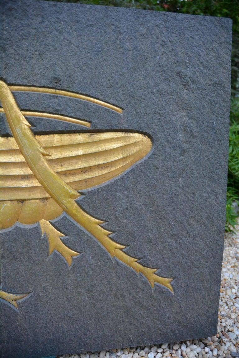 Grasshopper Plaque 7